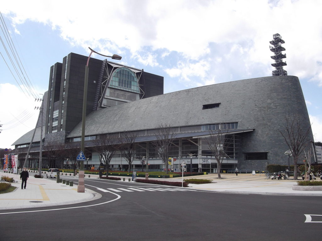 静岡県コンベンションアーツセンターGRANSHIP(グランシップ)