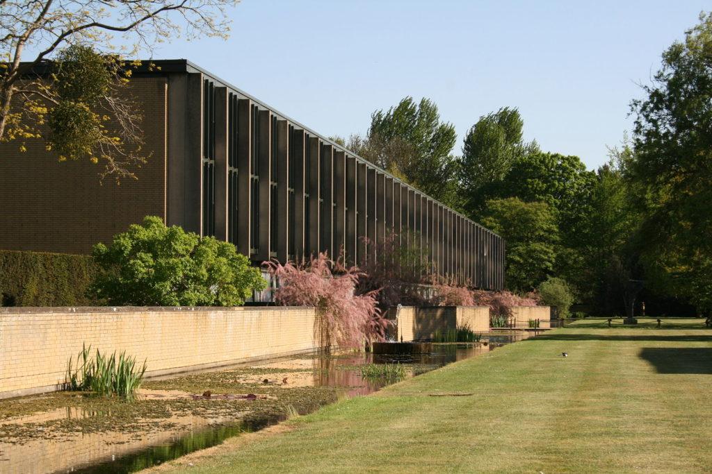 オックスフォード大学セント・キャサリン・カレッジ