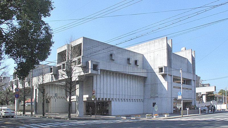 旧大分県立大分図書館(アートプラザ)