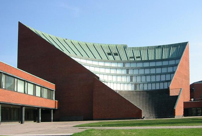 ヘルシンキ工科大学図書館