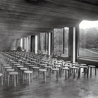ヴィープリの図書館