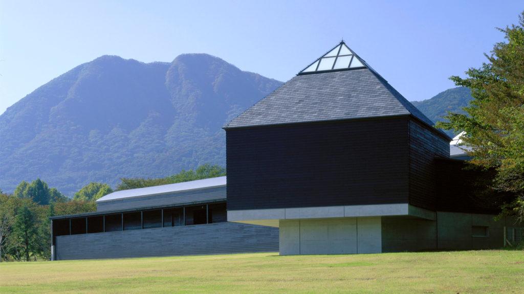 ハラミュージアムアーク(Hara Museum ARC)